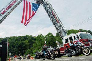 Veterans Place Bike Event