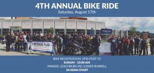 Veterans Place Annual Bike Ride 2019