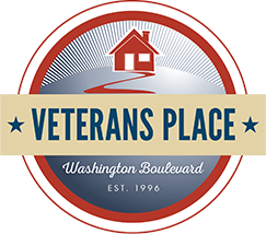 Veterans Place of Washington Boulevard Logo