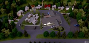 Veterans Housing Community in Pittsburgh