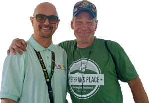 Veterans Place Volunteers