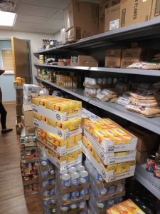 Veterans Food Pantry