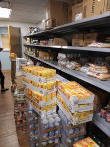 Veterans Food Pantry