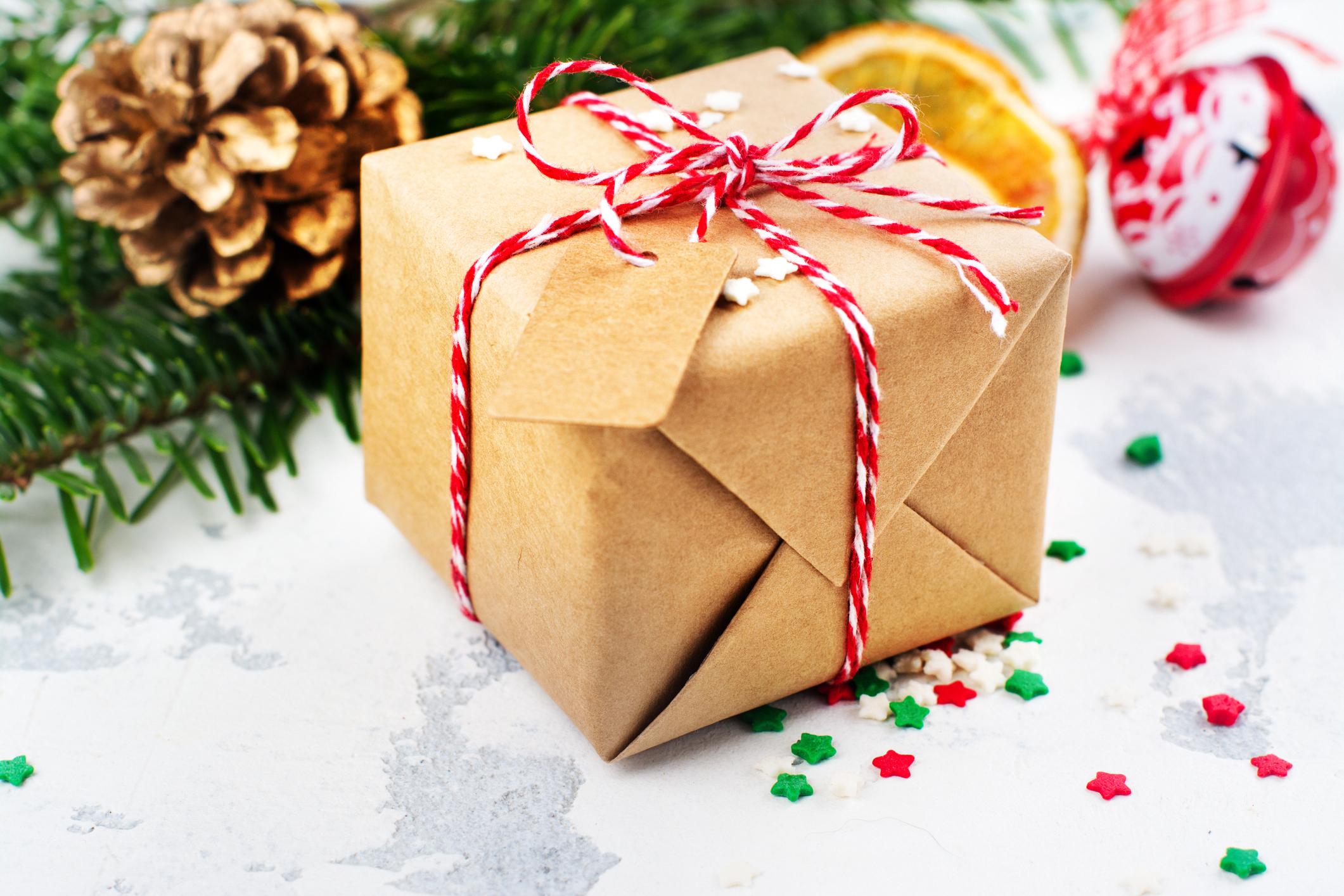 Secret Santa Present