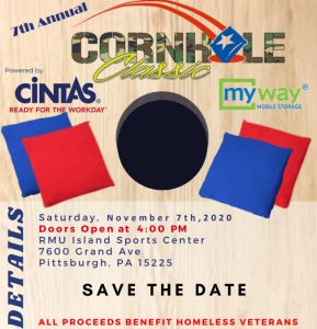 Veterans Annual Cornhole Event Pittsburgh