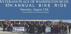 Veterans Place 5th Annual Bike Ride