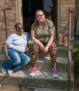 Veterans outside veterans housing