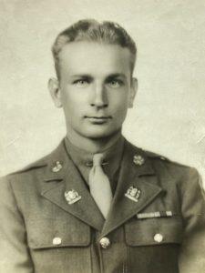 Ed Ernecoff Army