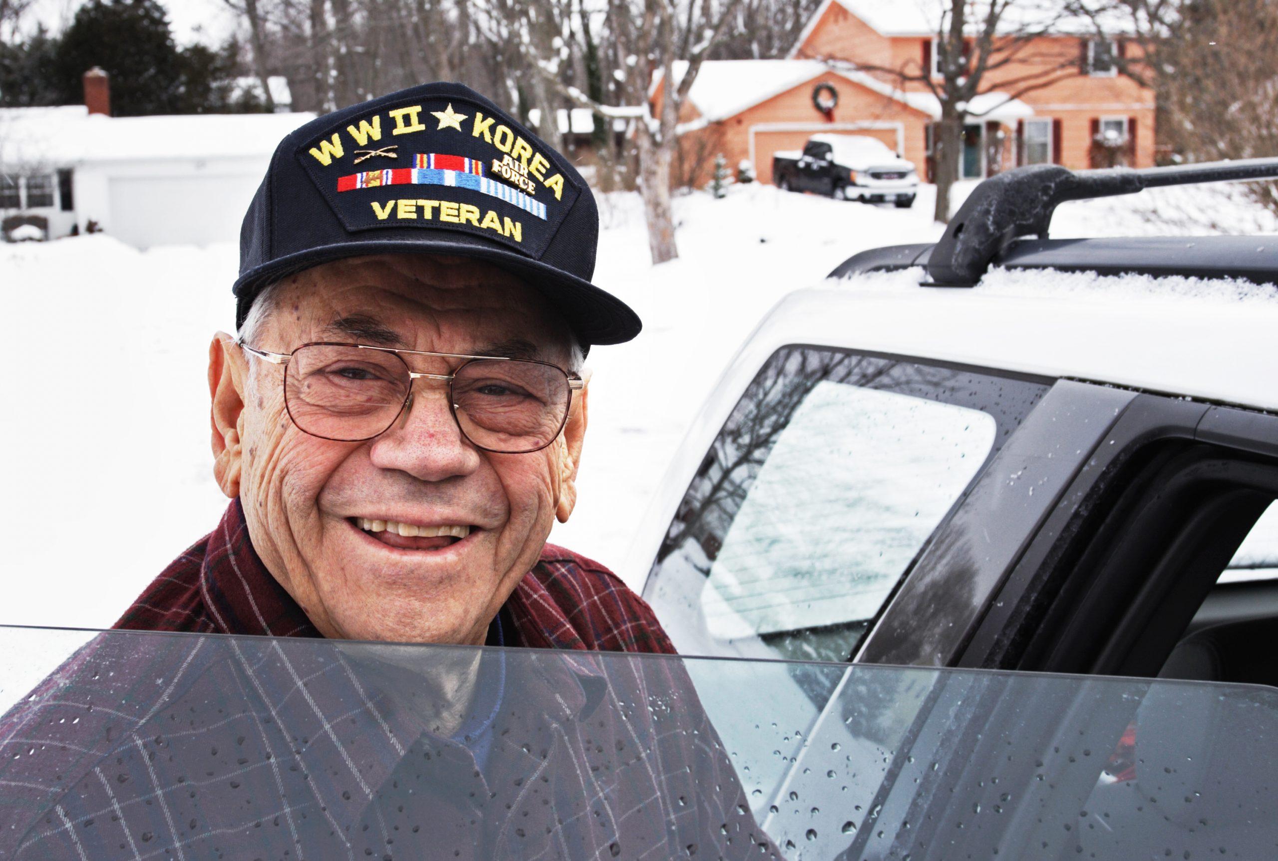 WW2 Veteran