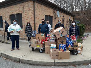 Devlin Donations to Veterans