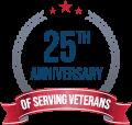 Veterans 25 Anniversary