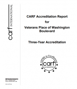 Carf certification