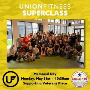 Union Fitness Superclass